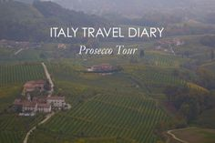Planning a trip to Italy? Pin now, read later // http://www.hithaonthego.com/italy-travel-diary-prosecco-tour/