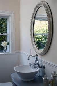 round ornate bathroom mirror cream bathroom walls pair perfectly with ...