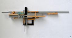 Horizon 9 / construction art