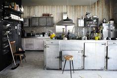 Les 35 Meilleures Images Du Tableau Style Industriel Cuisine Sur