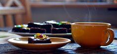 kahvin ja brownien liitto. | Kahvipannun taikaa -kuvakisa