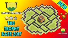 New TH8 Trophy Base. Best Town Hall 8 (TH8) Trophy Pushing Titan Base 2017. Clash Of Clans TH8 New Trophy Base 2017. Best TH8 (Town Hall 8) Trophy Base of Savage Vacation Clan.  https://www.youtube.com/watch?v=ya4lEskeuCw    How To Help My Channel?   Subscribe This Channel: https://www.youtube.com/channel/UCIl3Iho_kXesGZGqG_ITztA?sub_confirmatoin=1  Like This Video  Share This Video On Social Media  Add This Video in Watch Later List  Turn On Send me All Notifications For This Channel…