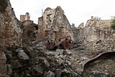 Village martyr Oradour sur Glane