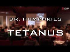 Dr. Humphries on tetanus, immunity and epigenetics - YouTube