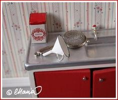 Perhe Malmström How to... Miniature Funnel (in Finnish) with detailed step-by-step photos