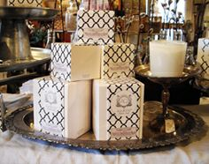 New candles and lotions at Primrose