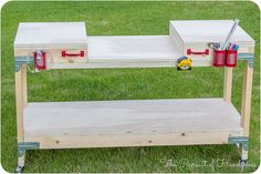 Excellent Table Saws, Miter Saws And Woodworking Jigs Ideas. Alluring Table Saws, Miter Saws And Woodworking Jigs Ideas. Woodworking Saws, Woodworking Projects, Woodworking Workshop, Welding Projects, Simple Workbench Plans, Garage Workbench, Miter Saw Bench, Miter Saw Reviews, Mitre Saw Stand