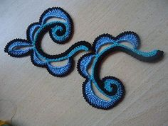 Irish Crochet Lab patterns, video tutorials to ... | crochet