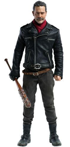 Negan Sixth Scale Figure https://www.sideshowtoy.com/collectibles/the-walking-dead-negan-threezero-903072/