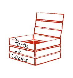 Party in Cucina- gift crate with essentials for an Italian pantry