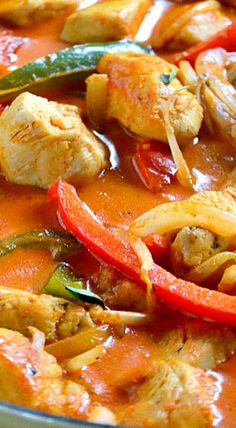 30 Minute Meal: Red Curry Chicken