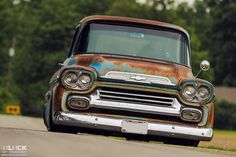 chevy apache hot rod - Buscar con Google