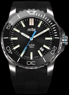 Nite Watches - ALPHA-209 T100