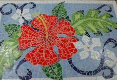 hibiscus mosaic