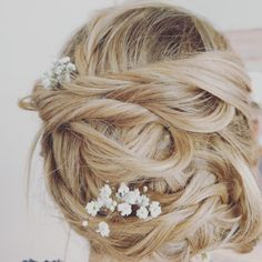 Wedding Hairstyle Wedding Hairstyles, Beauty, Nails, Finger Nails, Ongles, Wedding Hair Styles, Wedding Hair, Nail, Wedding Updo