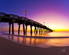 Venice Pier (Venice, Florida). Picture Yourself in Paradise at www.floridanest.com