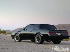 Buick Grand National GNX Grand national team me, dee, jj Custom Muscle Cars, Custom Cars, Rat Rods, Buick Grand National Gnx, Buick Gsx, Gm Car, Buick Regal, Ms Gs, American Muscle Cars