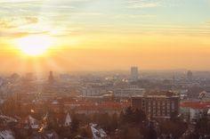 Darmstadt City by Andy Elste, via 500px