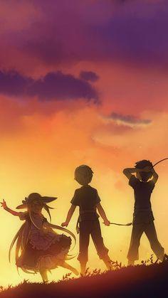 Cool Anime Wallpapers, Animes Wallpapers, Hatsune Miku, Sword Art Online Wallpaper, Sword Art Online Kirito, Colorful Wallpaper, Cultura Pop, Anime Art Girl, Manga Anime
