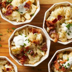 Loaded Cauliflower Casserole, Loaded Baked Potatoes, Veggie Casserole, Cauliflower Dishes, Casserole Dishes, Mashed Potatoes, Casserole Recipes, Potato Side Dishes, Savoury Dishes