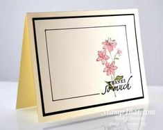 """Stampin' Up """"Simply Soft"""" Hostess Stamp Set 2012"""