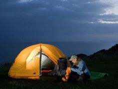 Camping is a vacation option that should not be overlooked. You have to plan for a camping trip regardless of how long you will be gone. The tips below are great for maximizing any camping journey. Tent Camping, Camping Gear, Outdoor Camping, Outdoor Gear, Ocean Activities, Camping Activities, Outdoor Activities, Melbourne, Sleeping Under The Stars