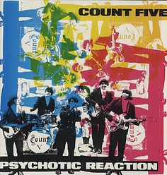 Psychotic Reaction by Count V, 1966