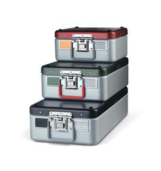 Surgical Instrument Sterilization Containers | @Medline Industries, Inc. Industries, Inc. Industries, Inc. #GoGreen