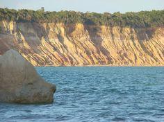 Praia do Carro Quebrado - Alagoas