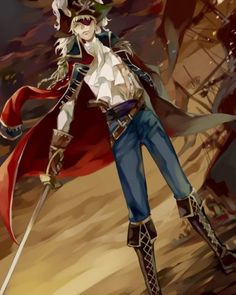 Pirate England<<<he seems like a big deal and acts like he rules the seas but it's rather the opposite