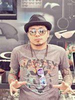 Joe Saint Loco - Vocalist of Indonesian Rock band
