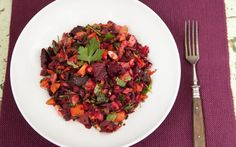 Kerniger Rote-Bete-Salat aus dem Thermomix®