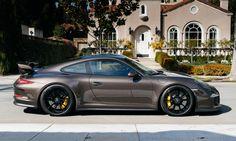 Porsche Anthracite Brown Metallic