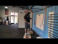 I like this 'how to' butterfly pull-ups. And, yes we crossfitters do Lots of strict pull-ups!