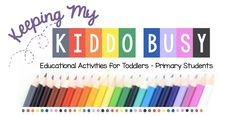 Welcome to Keeping My Kiddo Busy! You'll find printable educational activities geared for toddlers through primary students. Kindergarten Curriculum Map, Curriculum Mapping, Kindergarten Freebies, Kindergarten Writing, Kindergarten Centers, Preschool Prep, Preschool Learning, Preschool Activities, Name Writing Practice
