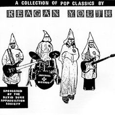 Reagan Youth (USA)  - A Collection of Pop Classics -   1994 - Hardcore Punk