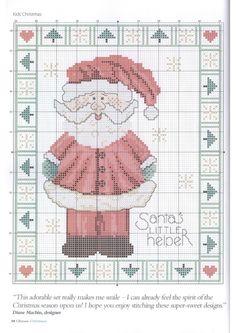 Gallery.ru / Фото #55 - Ultimate Cross Stitch Christmas 2017 - Chispitas