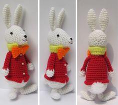 Smashwords – White Rabbit Amigurumi Crochet Pattern - A book by Sayjai - page 2