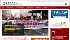 Asociación Prendaria de Chile #joomla #web #webmaster #pr #emprendedores #chile #sindicatos