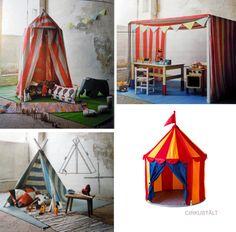 IL PAMPANO: La tenda degli indiani...