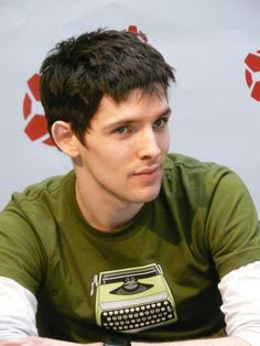 Colin Morgan - OMG I need to watch Merlin