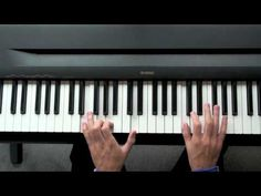 ▶ The Famous Cross Over Blues Piano Lick!!! (*may be used in other styles as well) - YouTube