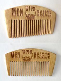 Personalized Wooden Comb. Hair accessories Gift for от UkrMadeShop