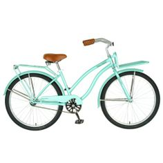 Just another mint green cruiser! So pretty!