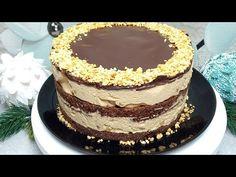 Lahodná snickers torta bez pečenia: Luxusný dezert, ktorý zvládne aj začiatočník a chutí skvele! Tiramisu, Ethnic Recipes, Food, Youtube, Essen, Meals, Tiramisu Cake, Yemek, Youtubers
