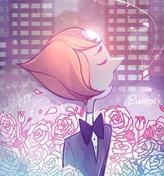 It's over, isn't it? Pearl, Steven Universe