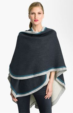 #1 Nordstrom Round Cape has the rounded bottom similar to chasuble clergy wore in the early middle ages.