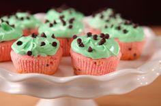 Watermelon KOOL-AID Cupcakes Recipe - Kraft Recipes