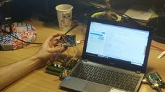 Programming an Arduino from a Chromebook