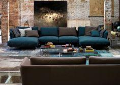 Italiaans Design Bank : ≥ italiaans design cassina zits bank aangepaste maten